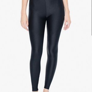 American Apparel Pants - American Apparel High Wasted Leggings